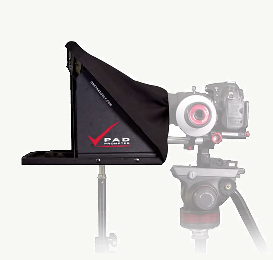 Teleprompter Pad Prompter