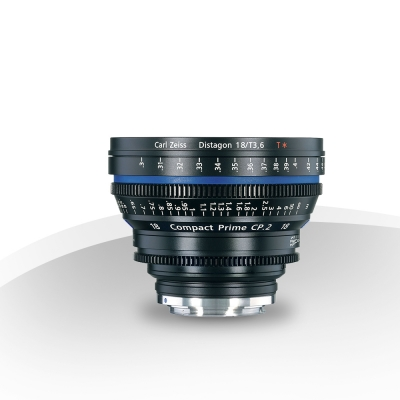 Lente Zeiss 18mm T3.6 CP.2