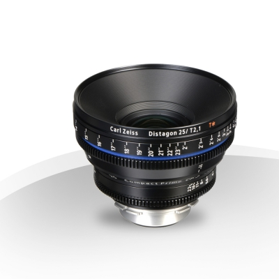 Lente Zeiss 25mm T2.1 CP.2