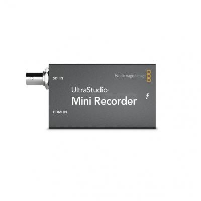 Black Magic UltraStudio Mini Recorder